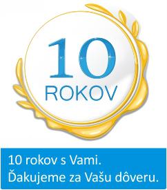 10 rokov skúseností s vetraním na Slovensku...